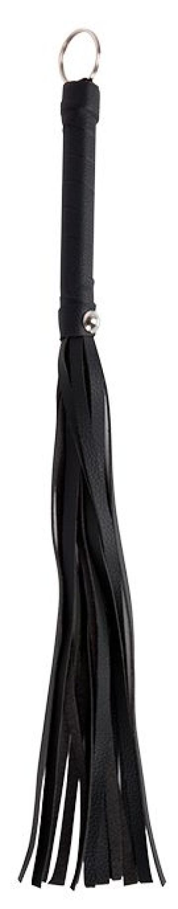 Черный флоггер WHIP - 39,5 см.