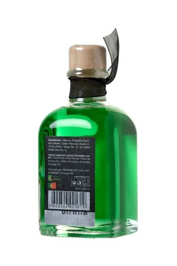 Массажное масло Orgie Lips Massage со вкусом яблока - 100 мл.