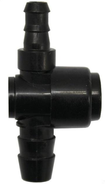 Черный клапан для вакуумных помп серии PUMP X1