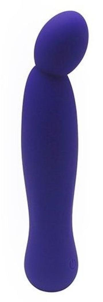 Фиолетовый вибростимулятор LITTLE SECRET - 16,5 см.