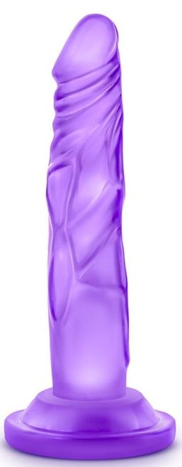Фиолетовый фаллоимитатор 5 Inch Mini Cock - 14,6 см.