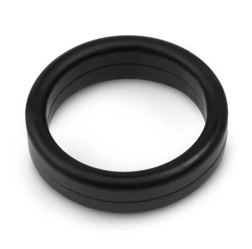Черное эрекционное кольцо