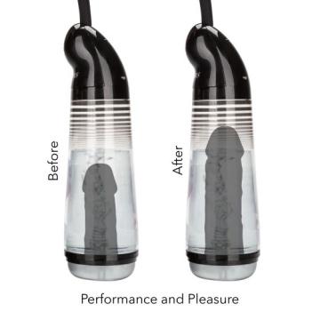 Ручная вакуумная помпа с нежной вставкой Magic Pump