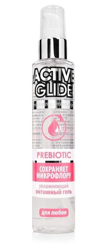 Увлажняющий интимный гель Active Glide Prebiotic - 100 гр.