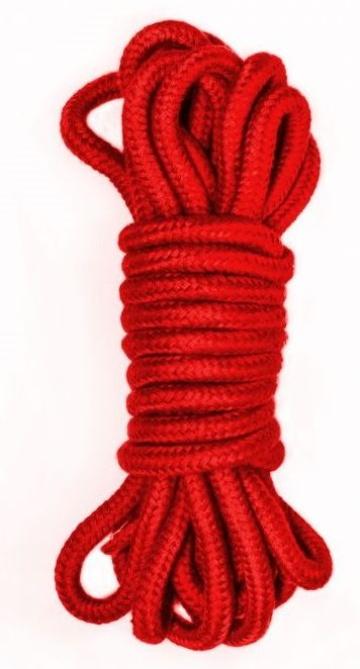 Красная веревка Do Not Disturb - 5 м.