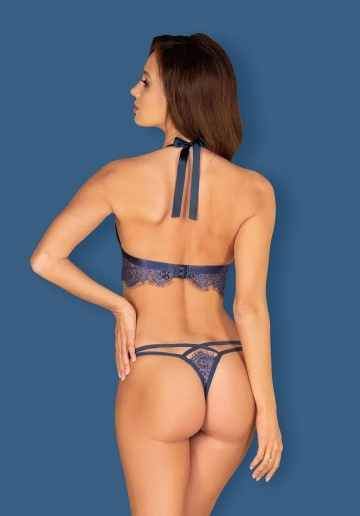 Эффектный комплект нижнего белья Flowlace