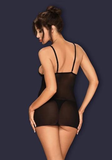 Короткая облегающая сорочка Lucita
