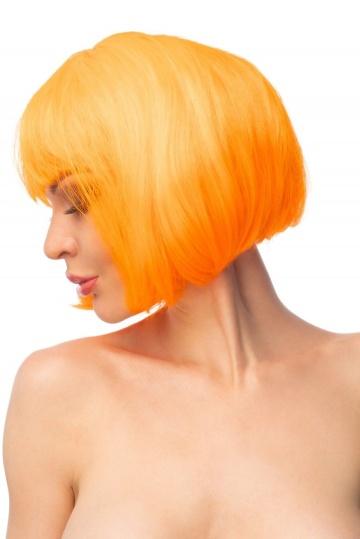 """Оранжевый парик """"Аки"""""""