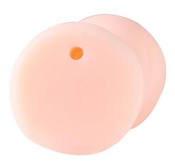 Телесный вибромастурбатор-вагина Real Women Vibration