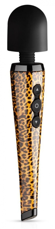 Жезловый вибромассажер Shaka Wand Vibrator - 28 см.