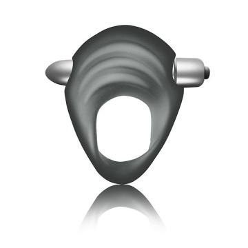 Серое эрекционное кольцо Climaximum Avio