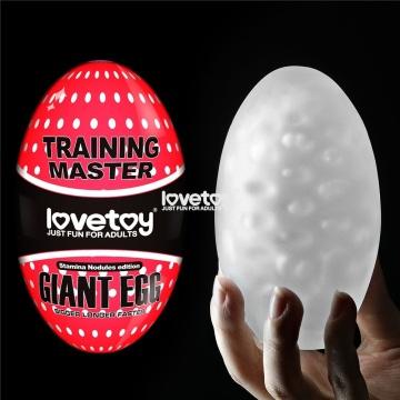 Мастурбатор-яйцо Giant Egg Stamina Nodules Edition