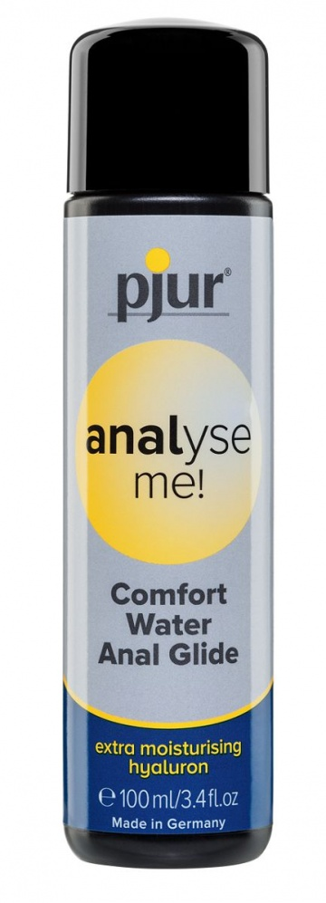 Анальный лубрикант pjur ANALYSE ME Comfort Water Anal Glide - 100 мл.