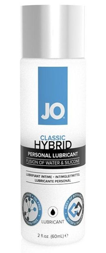 Водно-силиконовый лубрикант JO CLASSIC HYBRID - 60 мл.
