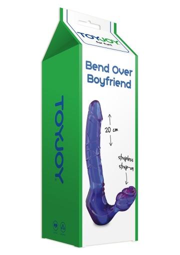 Безремневой вагинальный страпон Bend Over Boyfriend