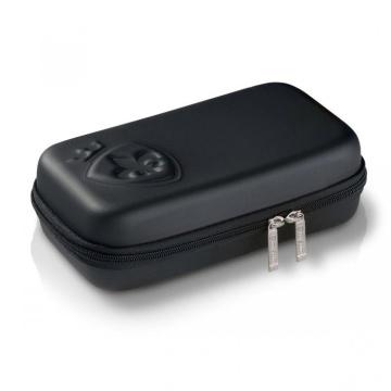 Вибратор с электростимуляцией Sizzling Simon Black Edition - 27 см.