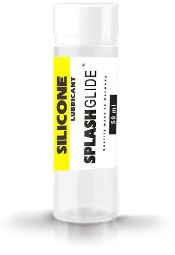 Лубрикант на силиконовой основе SPLASHGLIDE  SILICON - 50 мл.