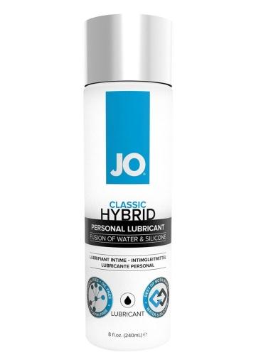 Лубрикант  на водно-силиконовой основе  JO CLASSIC HYBRID - 240 мл.