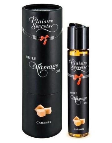 Массажное масло с ароматом карамели Huile de Massage Gourmande Caramel - 59 мл.