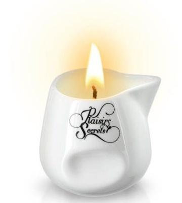 Массажная свеча с ароматом коктейля Космополитан Bougie de Massage Cosmopolitan - 80 мл.