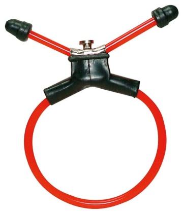 Красное эрекционное лассо Red Sling