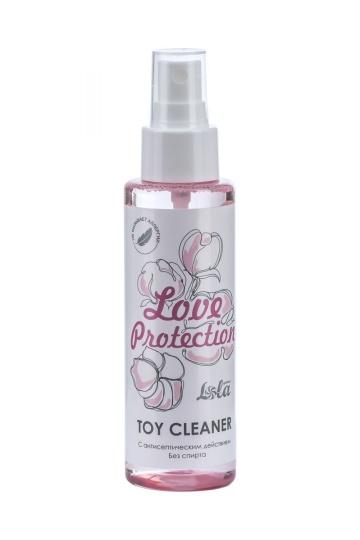 Гигиенический антисептический лосьон Toy cleaner - 110 мл.