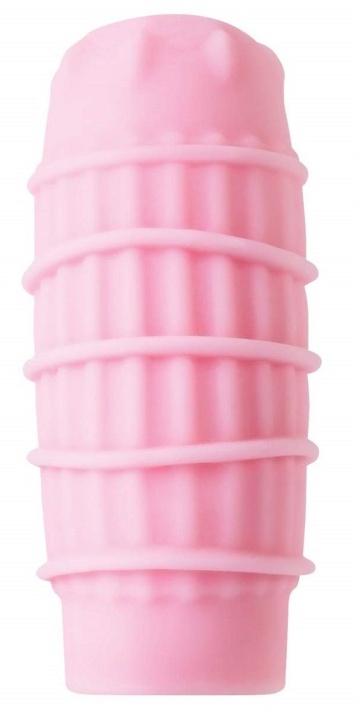 Набор из 6 розовых мастурбаторов Hedy